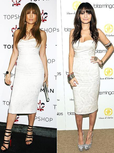 Fashion battle: Дженнифер Лопес и Николь Ричи