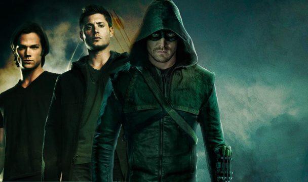 CW хочет снять кроссовер-эпизод «Стрелы» и «Сверхъестественного»
