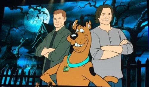 В 13 сезоне «Сверхъестественного» покажут анимационный кроссовер-эпизод со «Скуби-Ду»