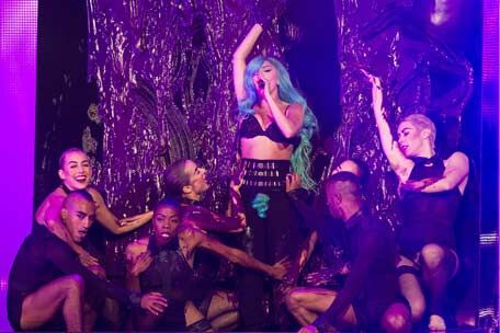 Lady GaGa: Я не лидер