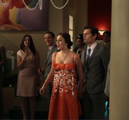 Промо-видео 8 эпизода 5 сезона сериала «Сплетница» + свадебное платье Блэр Уолдорф