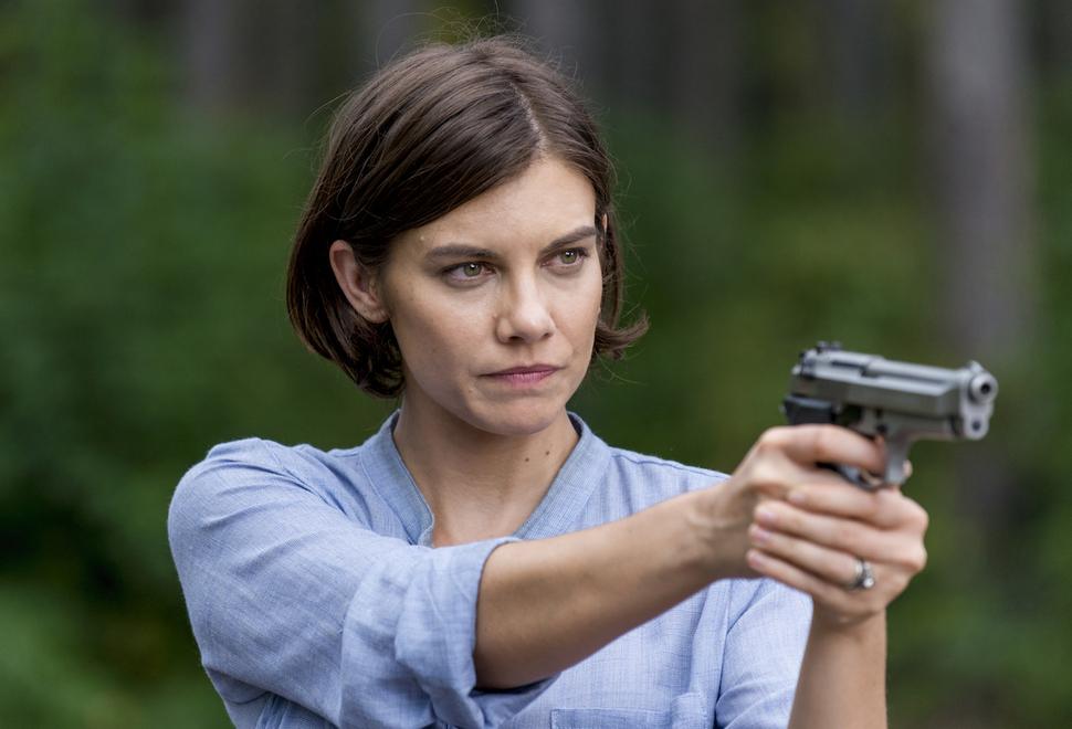 Лорен Кохэн подтвердила свое возвращение в 9 сезоне «Ходячих мертвецов»