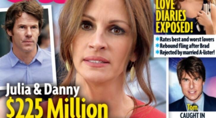 Джулия Робертс устала от измен мужа и подает на развод
