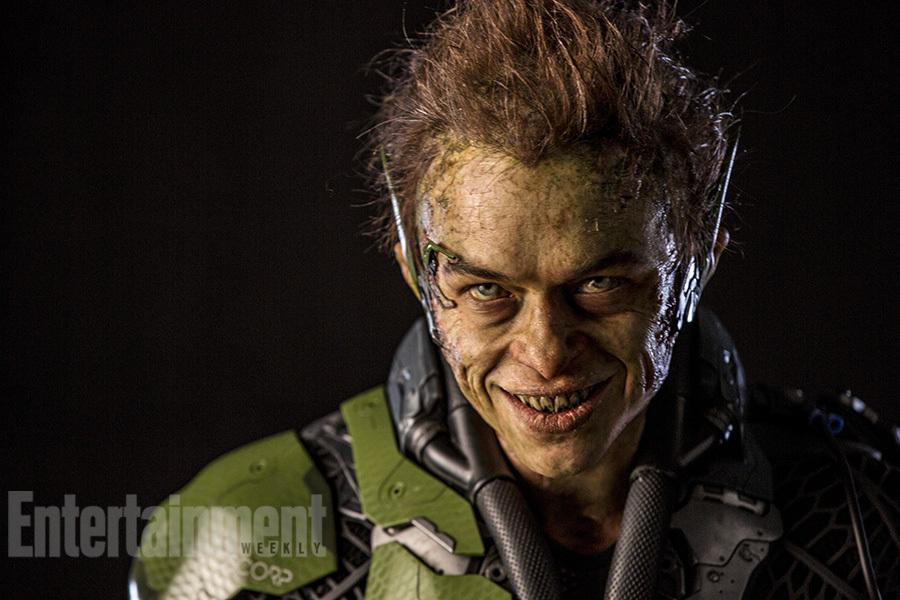 Первый взгляд на Зеленого Гоблина в «Новом Человеке-пауке 2»