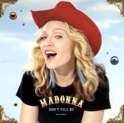 Мадонна запускает линию одежды Material Girl