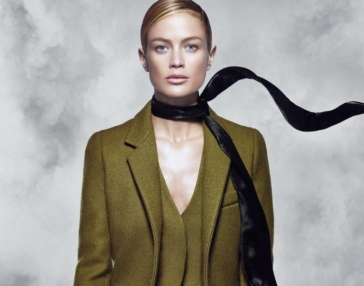 Новая рекламная кампания Max Mara. Осень / зима 2014