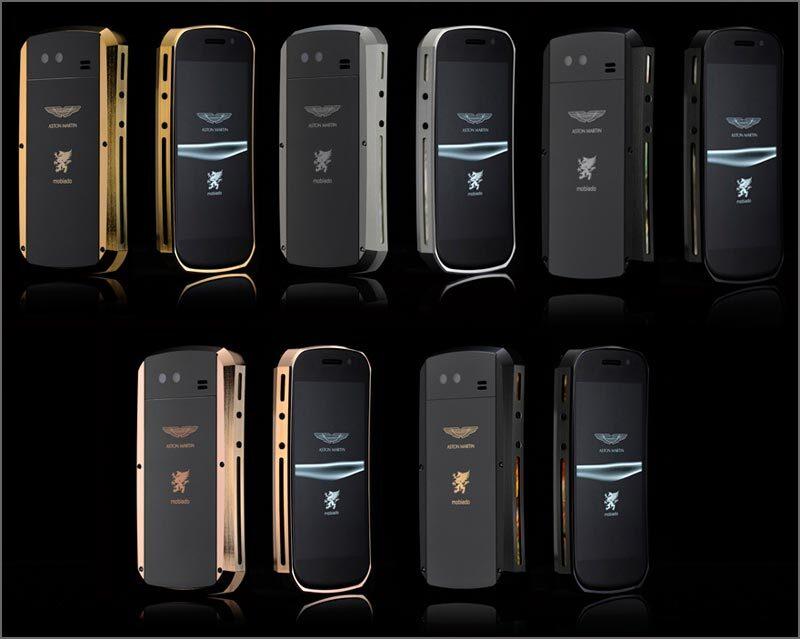 Aston Martin выпускает смартфон
