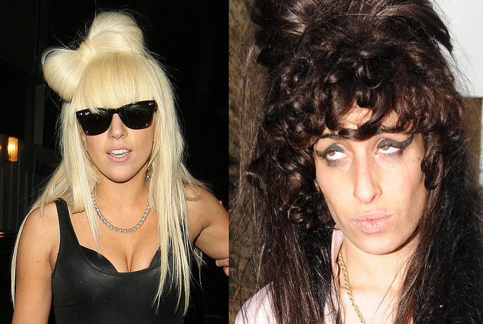 Lady Gaga боится сравнения с Эми Вайнхаус