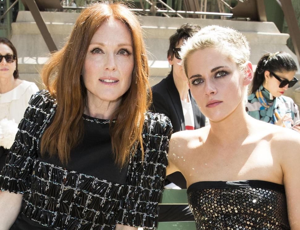 Кристен Стюарт, Кэти Перри, Кара Делевинь и другие звезды на показе Chanel в Париже