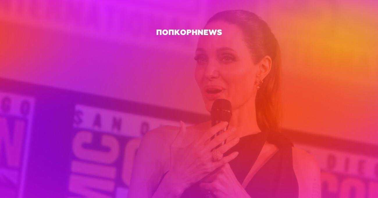 Анджелину Джоли обвинила в краже идей для Marvel ...