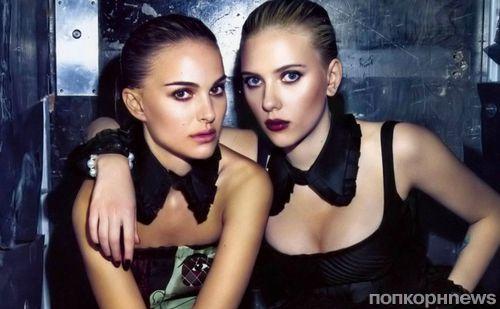 Натали Портман и Скарлетт Йоханссон претендуют на роль в сиквеле «Девушки с татуировкой дракона»
