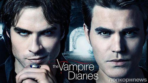 7 сезон «Дневников вампира»: Бонни, Аларик и голый Деймон в новом видео из 1 эпизода