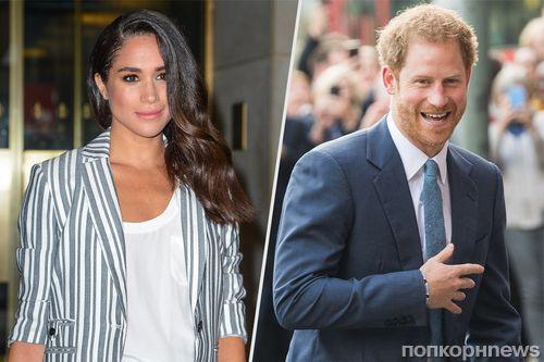 Фото: принц Гарри и Меган Маркл впервые появились на публике вместе