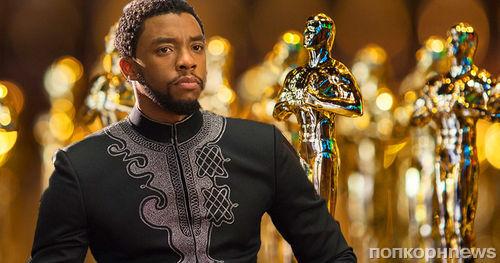 Майкл Б Джордан прокомментировал выдвижение «Черной пантеры» на «Оскар» 2019