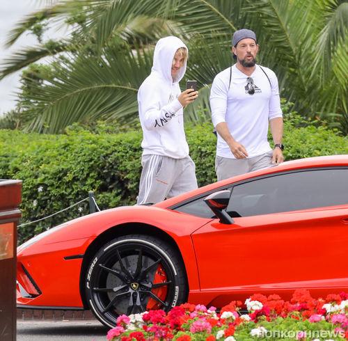 Джастин Бибер купил новый Ламборгини за полмиллиона долларов