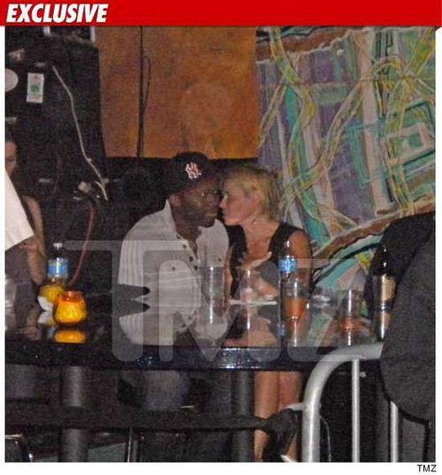 50 Cent встречается с Челси Хандлер?