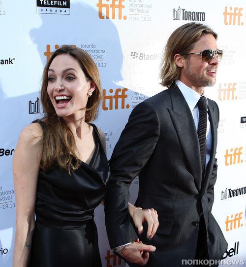 Брэд Питт и Анджелина Джоли еще не назначили дату свадьбы