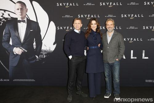 """Фотоколл фильма """"007: Координаты «Скайфолл»"""" в Берлине"""