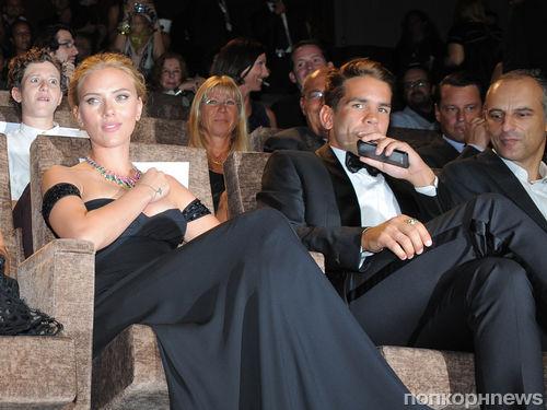 Скарлетт Йоханссон и Роман Дориак тайно поженились?