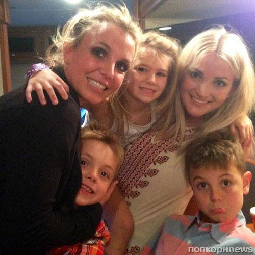 Органы опеки могут отнять дочь у сестры Бритни Спирс