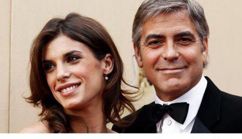 Джордж Клуни развеял слухи о своем разрыве с Элизабеттой Каналис