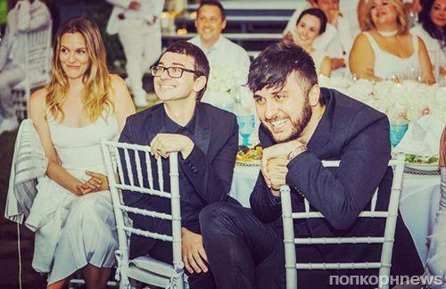 Дизайнер Кристиан Сириано официально вышел замуж