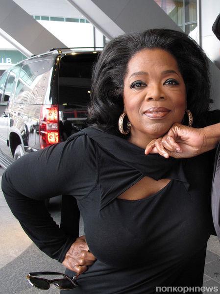 Опра Уинфри стала самой высокооплачиваемой женщиной Голливуда