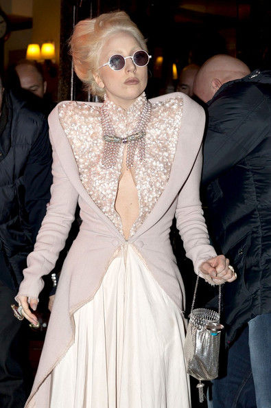 Lady GaGa любит ретро