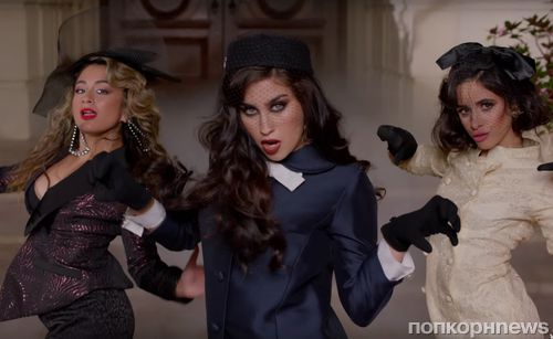 Fifth Harmony сняли новый клип по мотивам мультфильма «Монстры на каникулах 2»