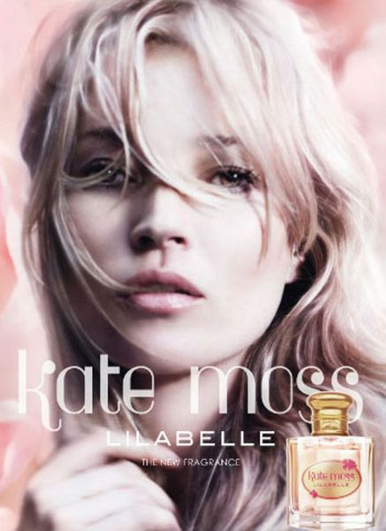 Новый аромат от Кейт Мосс Lilabelle