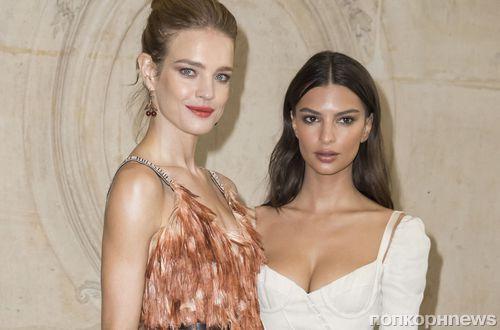 Наоми Уоттс, Аннабель Уоллис и Эмили Ратажковски стали гостьями показа Dior