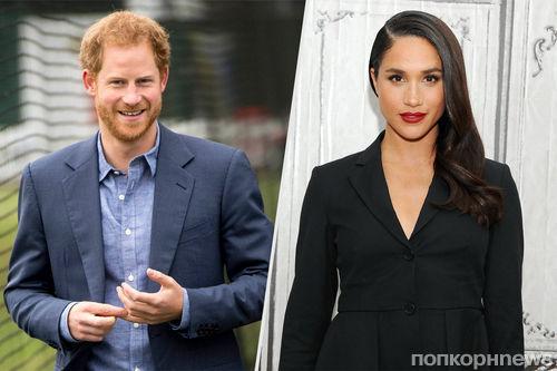 СМИ: о помолвке принца Гарри и Меган Маркл объявят в декабре этого года