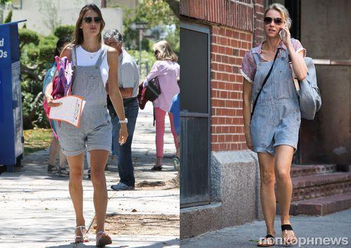 Fashion battle: Алессандра Амбросио и Наоми Уоттс