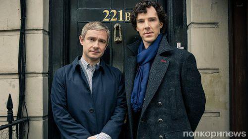 «Шерлок» и «Настоящий детектив» завоевали награды BAFTA Awards