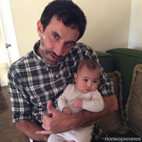 Ким Кардашян познакомила дочь с Рикардо Тиши