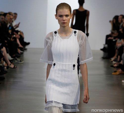 Calvin Klein представили новую коллекцию Resort 2016