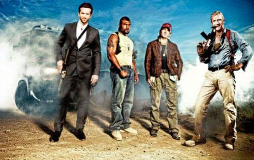 Промо-фото «Команды А»