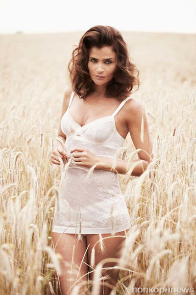 Хелена Кристенсен создала дебютную коллекцию нижнего белья для Triumph