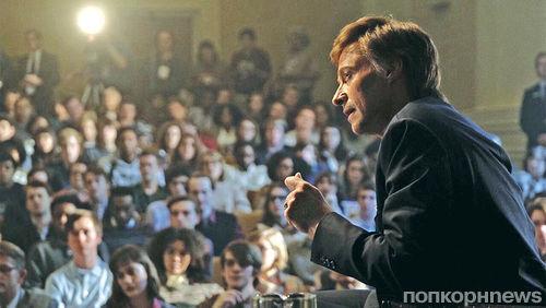 Хью Джекман баллотируется в президенты в первом трейлере «Главного кандидата»