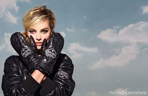 Новые кадры: Марго Робби в рекламной кампании Chanel