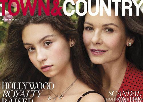 Дочь Кэтрин Зета-Джонс и Майкла Дугласа пожаловалась на травлю и сплетни в таблоидах