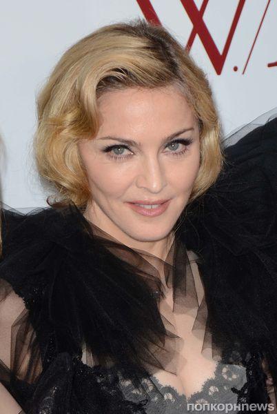 Мадонна раскрыла секрет своей молодости