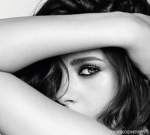 Кристен Стюарт снялась в рекламной кампании косметики Chanel