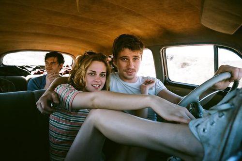 Первый взгляд на фильм «На дороге»