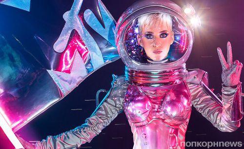 Кэти Перри станет ведущей церемонии вручения наград MTV VMA 2017