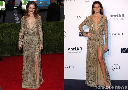 Fashion battle: Лейтон Мистер и Изабель Гулар
