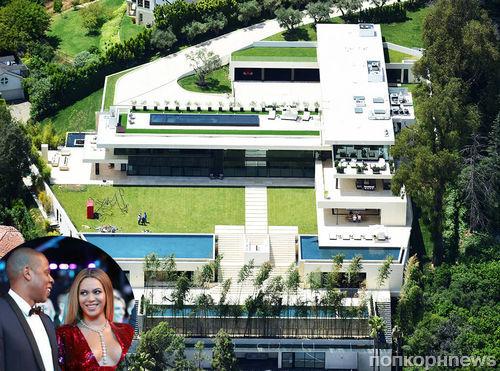 Бейонсе и Джей Зи купили поместье за 120 млн долларов