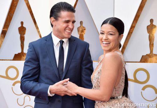 Звезда сериала «Девственница» Джина Родригес объявила о помолвке