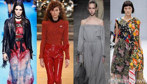 Неделя моды в Париже осень-зима 2016/17: самые актуальные тенденции