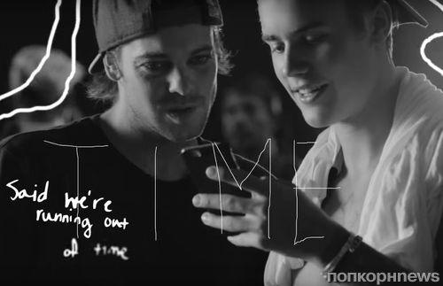 Джастин Бибер представил видео на свою новую песню What Do You Mean?